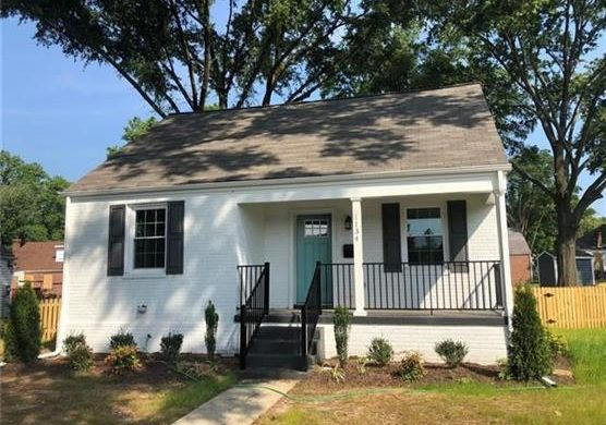 1132 Eggleston Street–UNDER CONTRACT!