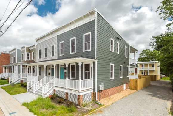 1223 and 1225 N. 29th Street- North Church Hill–UNDER CONTRACT